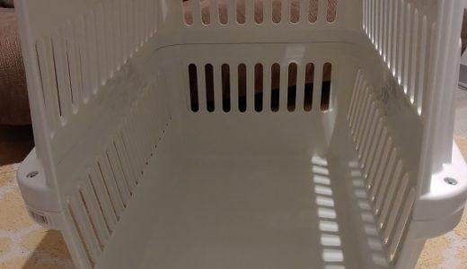 【アイリスオーヤマ エアトラベルキャリーレビュー】車で犬を運ぶのに役立ちます。【柴犬】