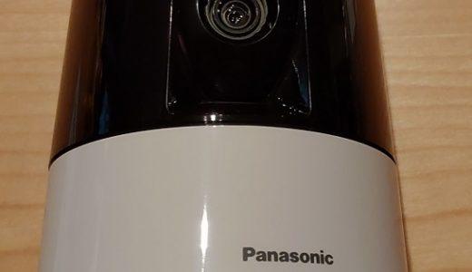【パナソニック HDペットカメラ KX-HDN205-Kレビュー】外からペットの姿を確認できるカメラ